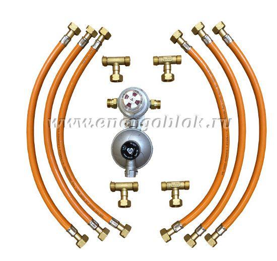 Газовая рампа GT-K2-VCS125-RP25-BLU/MULTI