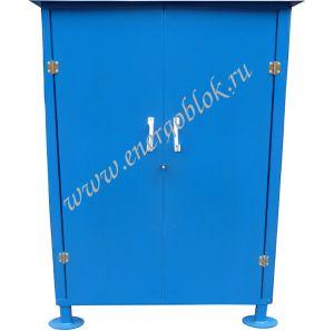 Шкаф для двух газовых баллонов 50 л с
