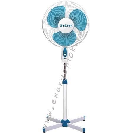 Вентилятор электрический напольный TEF F16 FC2 - Магазин Энергоблок, товары для дома и дачи.