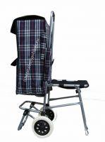Сумка-тележка на двух колесах со складным стульчиком H-348 /6. Марина0511.