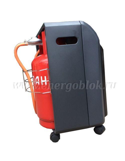 Газовый керамический обогреватель Timberk TGH 4200 SM1 с баллоном 12л